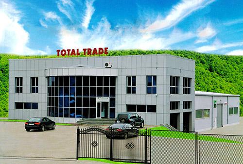 Total Trade uprava