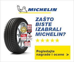 Zašto izabrati Michelin gume